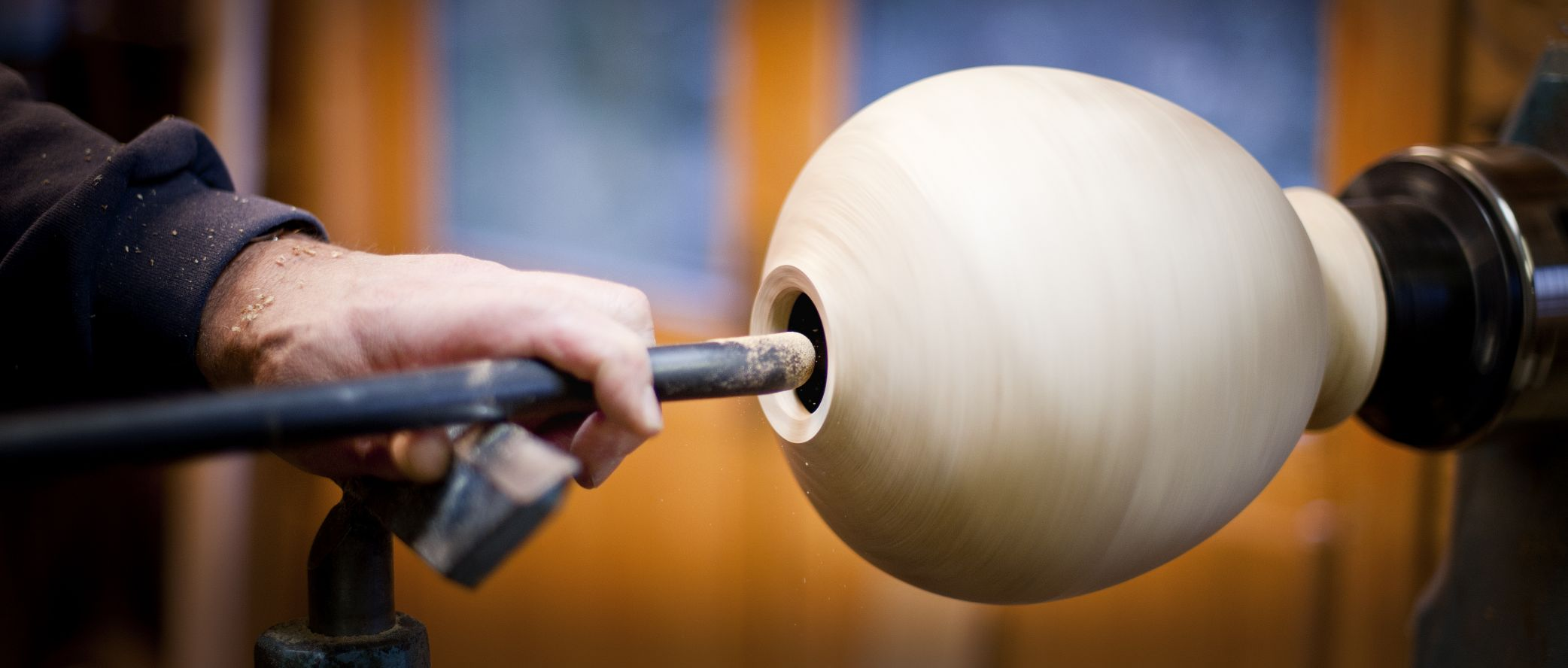 The Hollower Woodturning Course with Phil Irons